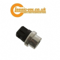 Water Temperature Sensor Black, 2 Pin, 251919501D Mk1 / 2 Golf, Jetta, Caddy, Corrado, Scirocco